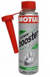MOTUL Октан-корректор Super Octane Booster Gasoline 0,3 л