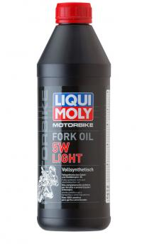 LIQUI MOLY Motorbike Fork Oil Light 5W 1л